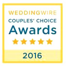 Dom Chiera Photography WeddingWire Award 2016