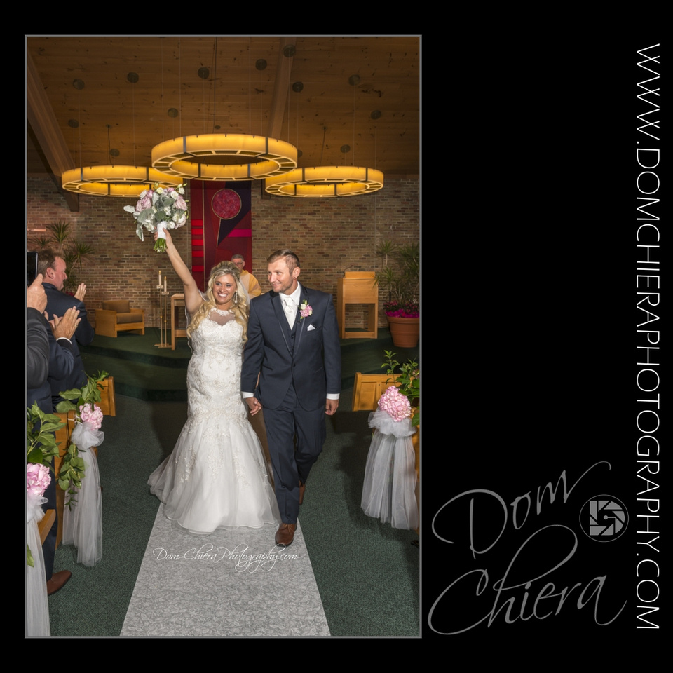 Wedding at Our Lady of Perpetual Help