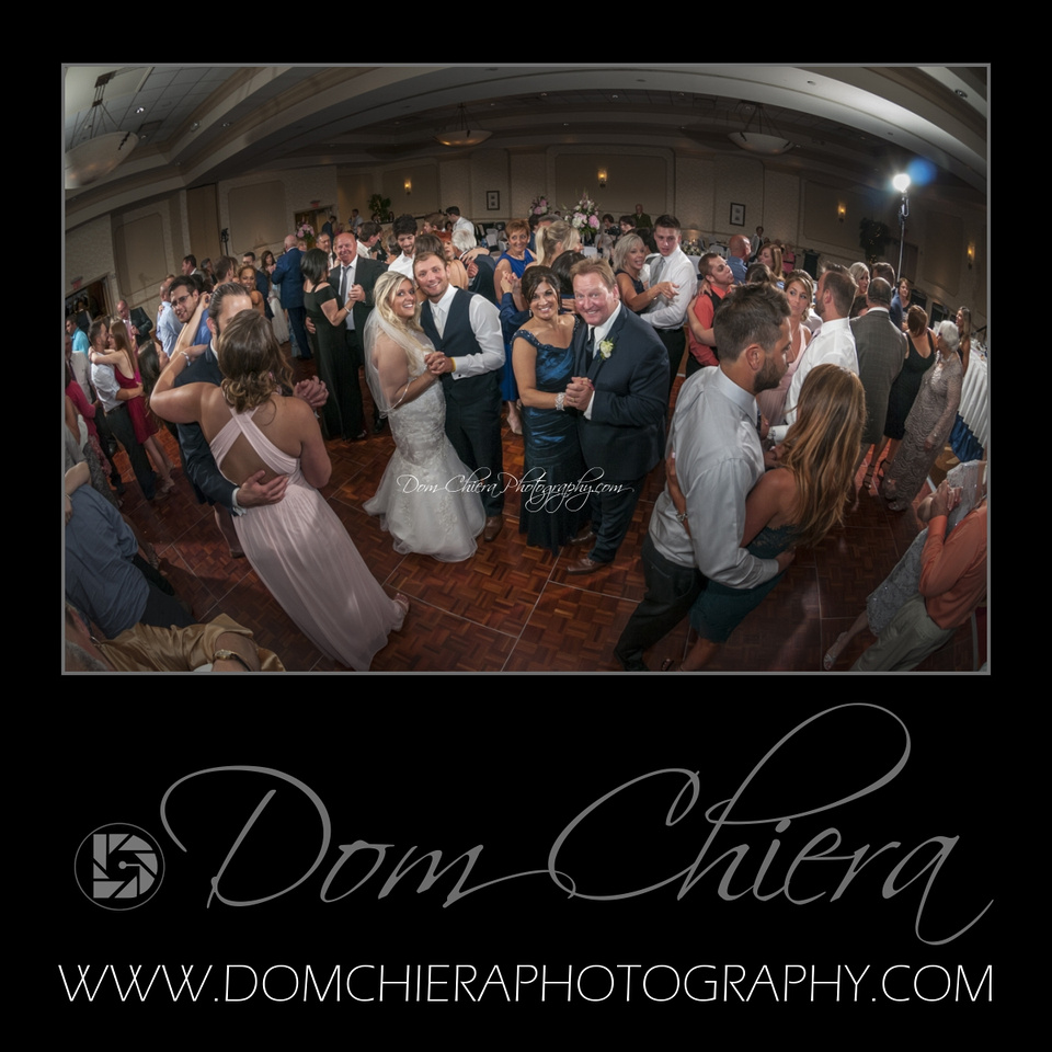 Wedding at Hilton Garden Inn Twinsburg