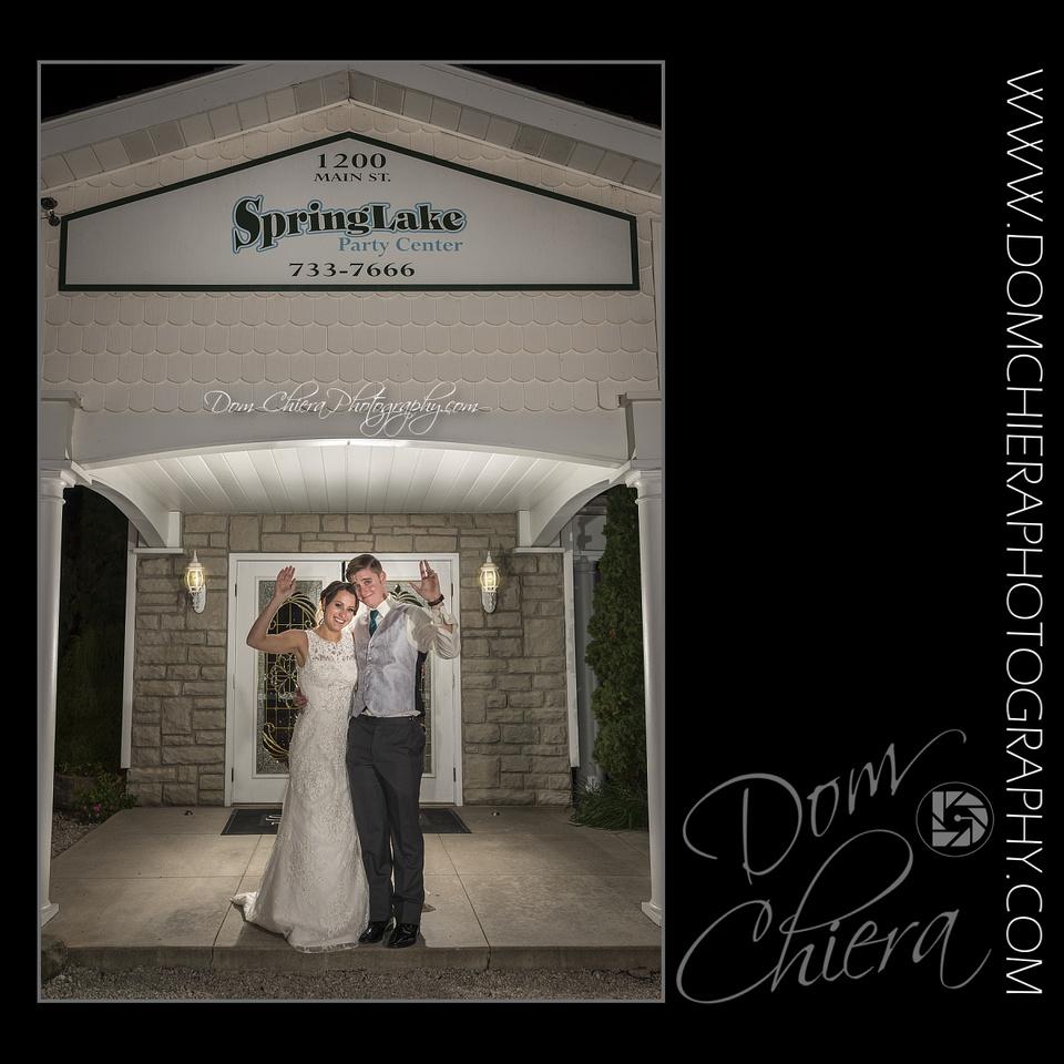 SpringLake Party Center Wedding