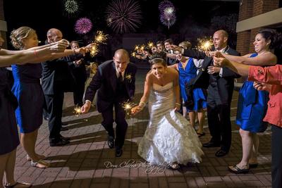 4th July Wedding Cuyahoga Falls OH