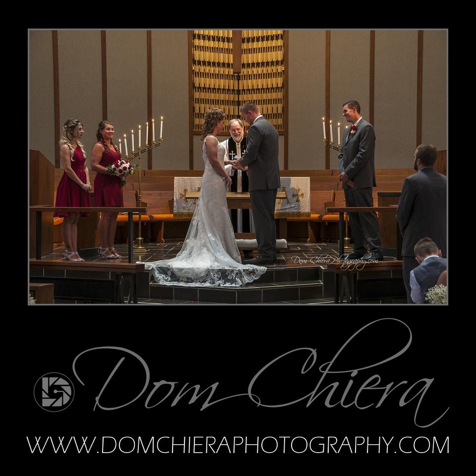 Wedding@United Methodist Church of Kent OH