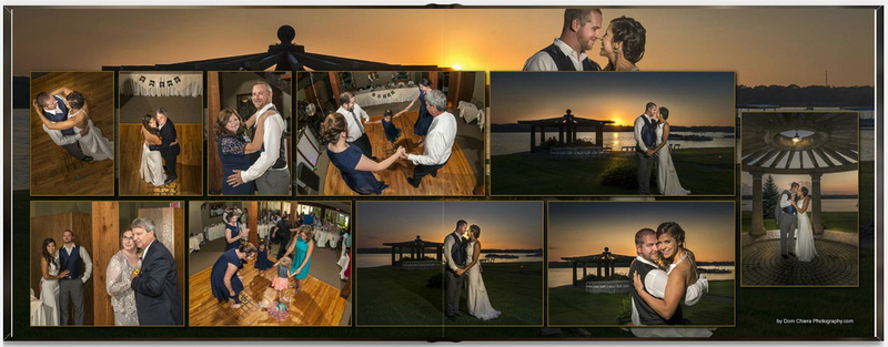 Wedding Books by Dom Chiera Photography