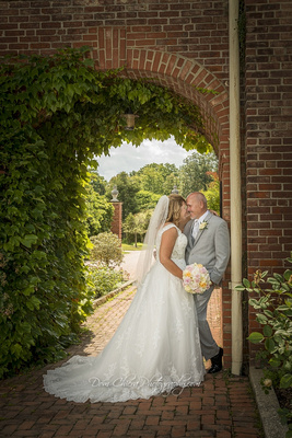 Wedding at Kingwood Center Mansfield OH